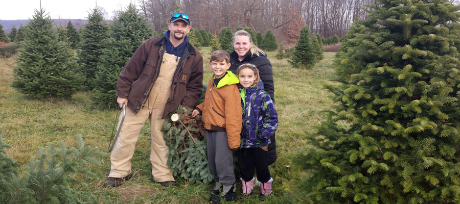Directions to Storeyland Christmas Tree Farm